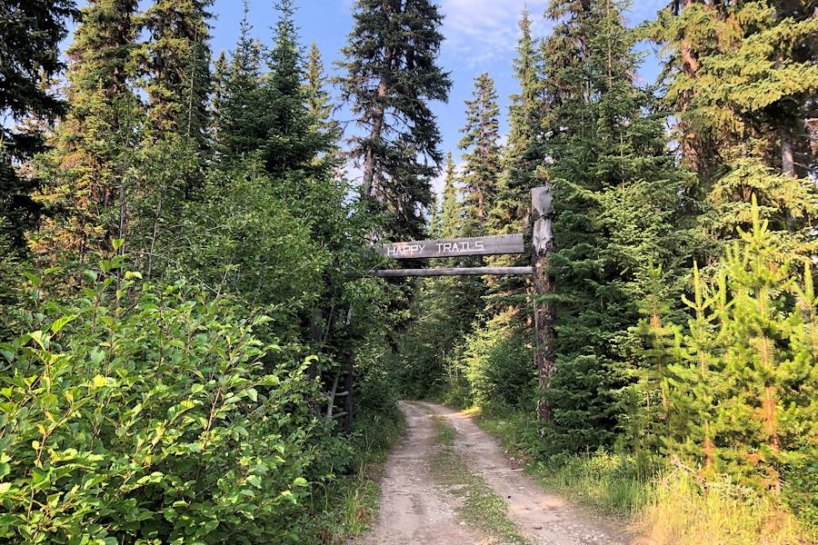 hiking & mtn biking trails